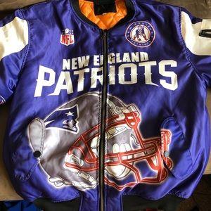 New England Patriots Bomber Jacket